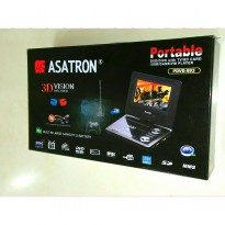 DVD ASATRON PORTABLE 933 / 9 in