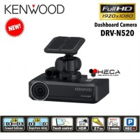 Kenwood DRV-N520 Camera Driving Video Recorder DVR Perekam Perjalanan