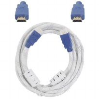 Kabel HDMI To HDMI Gold Platted 3 Meter High Quality