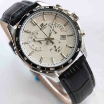 Jam Tangan Pria Casio Edifice EFR-510L-7AV Fashion Men Watch - White