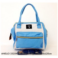 Tas Wanita Anello Handbag 2 in 1 Medium 3325 - 9