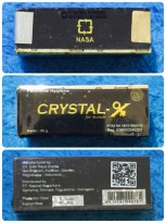 CRYSTAL - X NASA Original - CRYSTAL-X NASA