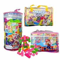 Creative Block Full Color Isi 3 Paket Mainan Edukasi Anak (OCT9207-9201-9206)