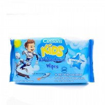 Cussons Kids Wipes Energize Melon 30s