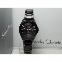 Alexandre Christie AC8529LD Classic Black Original For Ladies
