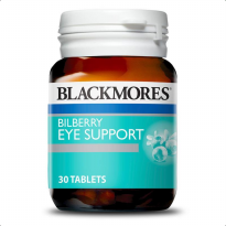 (POP UP AIA) Blackmores Bilberry Eye Support Advanced 30 Tabs Exp Sept 2020