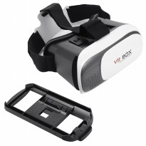 VR Box Headset Helmet Virtual Reality 3d Glasses For 3.5-6.0