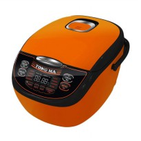 Yong Ma YMC 3700/116 - 2.0L Digital Magic Com Rice Cooker - Orange