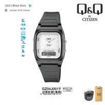 Q&Q QnQ QQ Original Jam Tangan Analog Digital - GZ04 GZ04J Water Resist