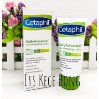 [DISKON] Cetaphil Daily Advance Ultra Hydrating Body Lotion 85g