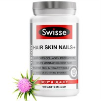 (POP UP AIA) Swisse Ultiboost Hair Skin Nails 100 Tabs (exp November 2020)