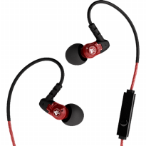 Fischer Fe-321 Omega Spark With Mic - Earphone