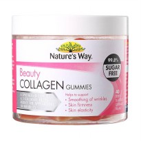 (POP UP AIA) Nature's Way Beauty Collagen Gummies 40 Pastilles Exp Nov 2020