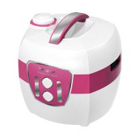 Yong Ma YMC 305 Teflon Gold Iron Wing Rice Cooker - Pink