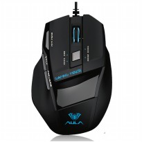 Aula Regecide Gaming Mouse 2000 DPI - Black