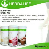 [Herbalife - FI Nutritional Shake Mix