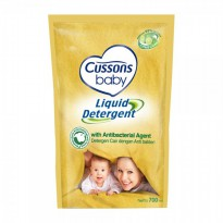 Cussons Baby Liq Det Antibacterial 700ml Free Cussons Baby Powder Protect Prickly Heat 100Gr