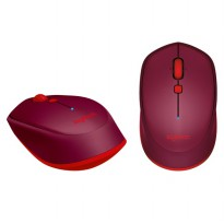Logitech Bluetooth Mouse - M337 - Red