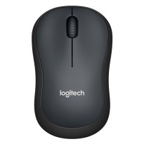 Logitech Silent Plus Wireless Mouse - M221 - Black