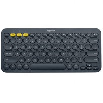Logitech Multi-Device Bluetooth Keyboard - K380 - Black
