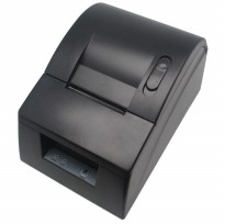 Yongli USB POS Thermal Receipt Printer 58mm - XYL-5890H - Black