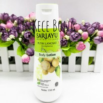 [DISKON]  SARIAYU PUTIH LANGSAT BODY LOTION 150 ML
