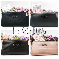 [DISKON] ZOEYA Kuas isi 12 - Dompet 12in1  isi 12 Kuas Makeup Brush Set