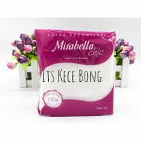 [DISKON]  Kapas Mirabella 30gr (Pure Cotton High Quality)