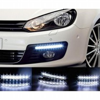 LAMPU MOBIL LAMPU LED HID SUPER WHITE ALL NEW DESIGN