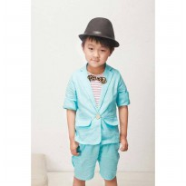DJ Fashion Korean Kids Fashion Jacket