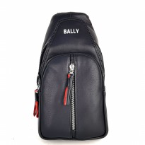 Promo! Tas Selempang Sling Bag / Shoulder Bag - Bally Snm Black