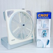 CMOS TABLE FAN WITH EMERGENCY LED LIGHT HK-690B