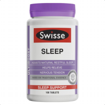 (POP UP AIA) Swisse Ultiboost Sleep 100 Tabs (exp Maret 2020)