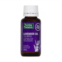 (POP UP AIA) Thursday Plantation Lavender 100% Oil Pure 50mL Exp April 2023