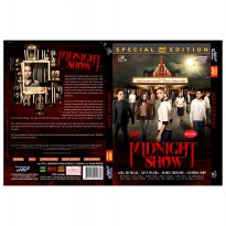 DVD MIDNIGHT SHOW ORIGINAL