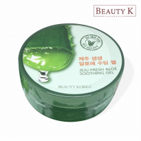 BeautyK Jeju Fresh Aloe Soothing Gel 300 Ml