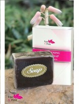 Brightening Black Soap Fair n Pink ORIGINAL - Fair n Pink Soap