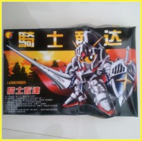 SD Gundam Knight Legend BB Yolly Transformable to Horse