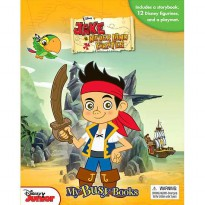 [Hellopandabooks] My Busy Book Jake and The Neverland Pirates includes a Storybook