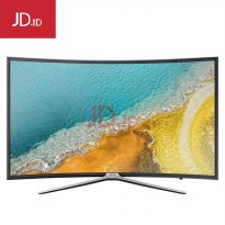 SAMSUNG Full HD Curved Smart LED TV 55 Inch - 55K6300