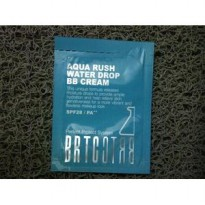 BRTC Aqua Rush Water Drop BB Cream SPF28 / PA++ Sample Sachet 1ml
