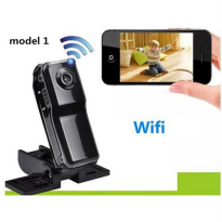 Portable Mini HD WIFI Camera MD81 P2P & Wireless Router For Multipurpo