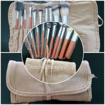 Mineral Botanica Makeup Brush set / kuas makeup set mineral botanica