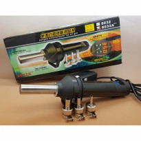 ( DIGITAL ) Merk KOOCU Solder Uap Digital Portable 8032A++