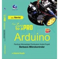 From Zero To A Pro: Arduino+cd (Edisi Revisi)