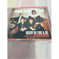 Album Cd One Direction Deluxe Edition Promo Murah09
