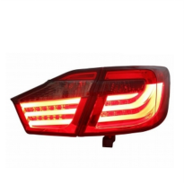 TY1205-B5RE4 TOYOTA CAMRY 12 ON - STOP LAMP - LIGHT BAR - RED CLEAR