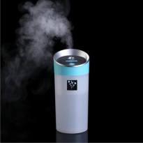 USB Humidifier Gelas 300ML [Humidifier]
