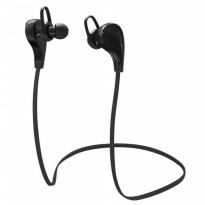 Knowledge Zenith Sport Wireless Bluetooth Earphone - QKZ-G6 - Black