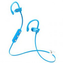 Power Sport Bluetooth Earphone with Microphone - MS-B7 - Blue